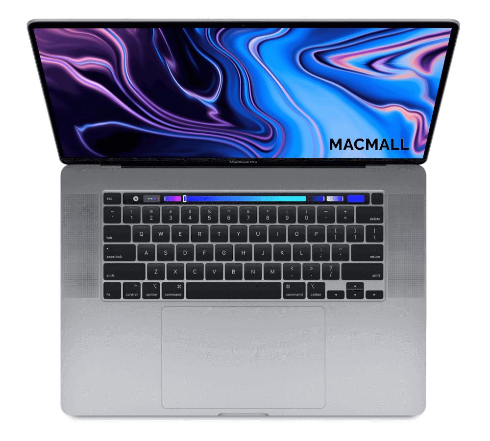 MacBook Pro 16-inch 2019 Gray (CTO) Cấu Hình Tuỳ Chọn