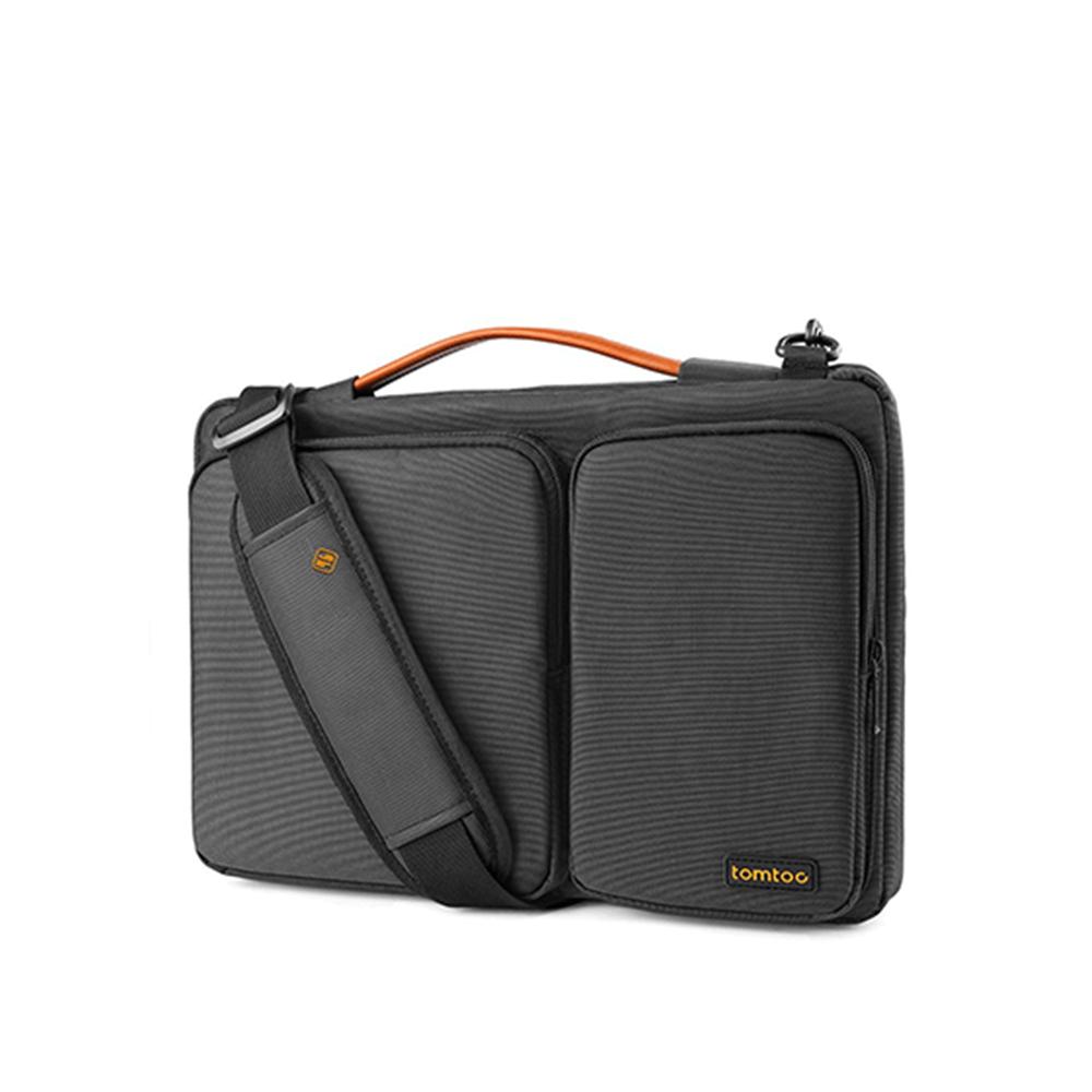 "Túi Đeo Tomtoc (USA) 360 Shoulder Bags MacBook 13"" Black"