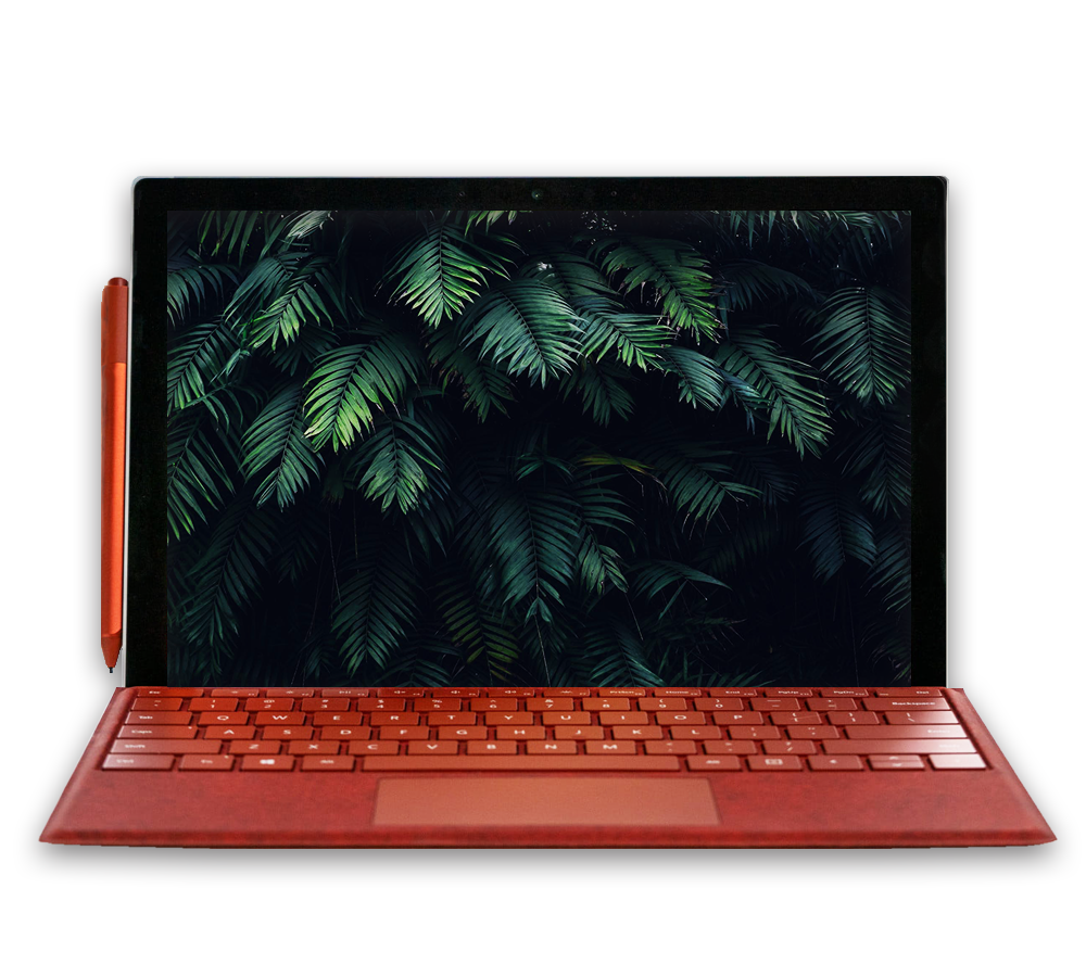 "Surface Pro 7 12.3"" kèm Type-Cover – i7 / 16GB / 512GB"