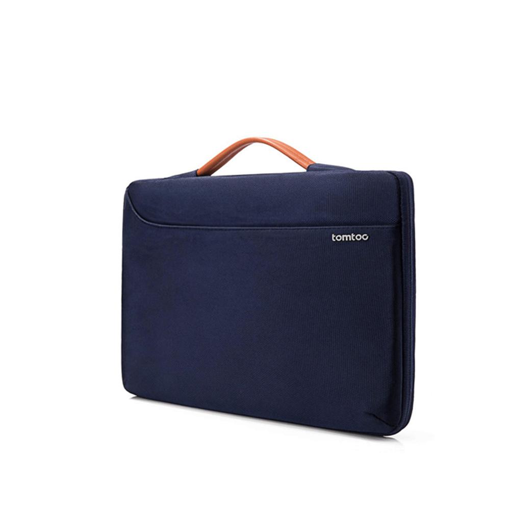 "Túi Xách Chống Sốc Tomtoc (USA) Spill-Resistant MacBook 13"" Dark Blue"