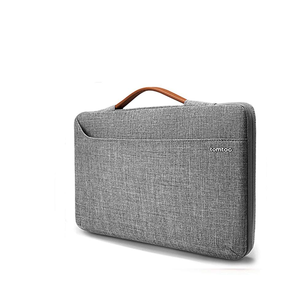 "Túi Xách Chống Sốc Tomtoc (USA) Spill-Resistant MacBook 13"" Gray"