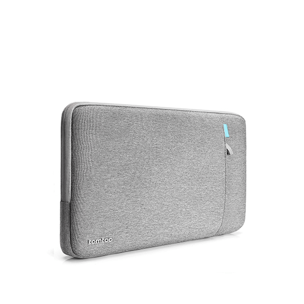 "Túi Chống Sốc Tomtoc (USA) 360° Protective MacBook 13"" New Gray"