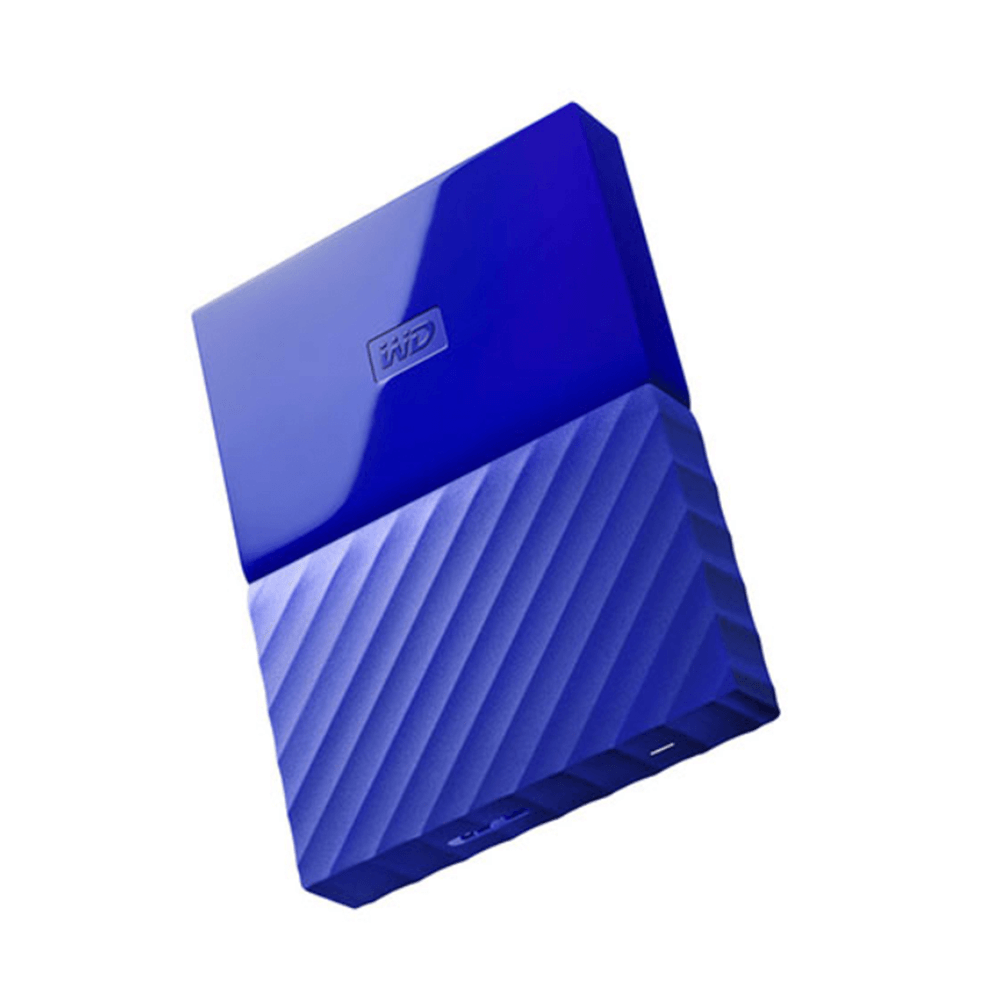 WD My Passport 1TB (Blue)