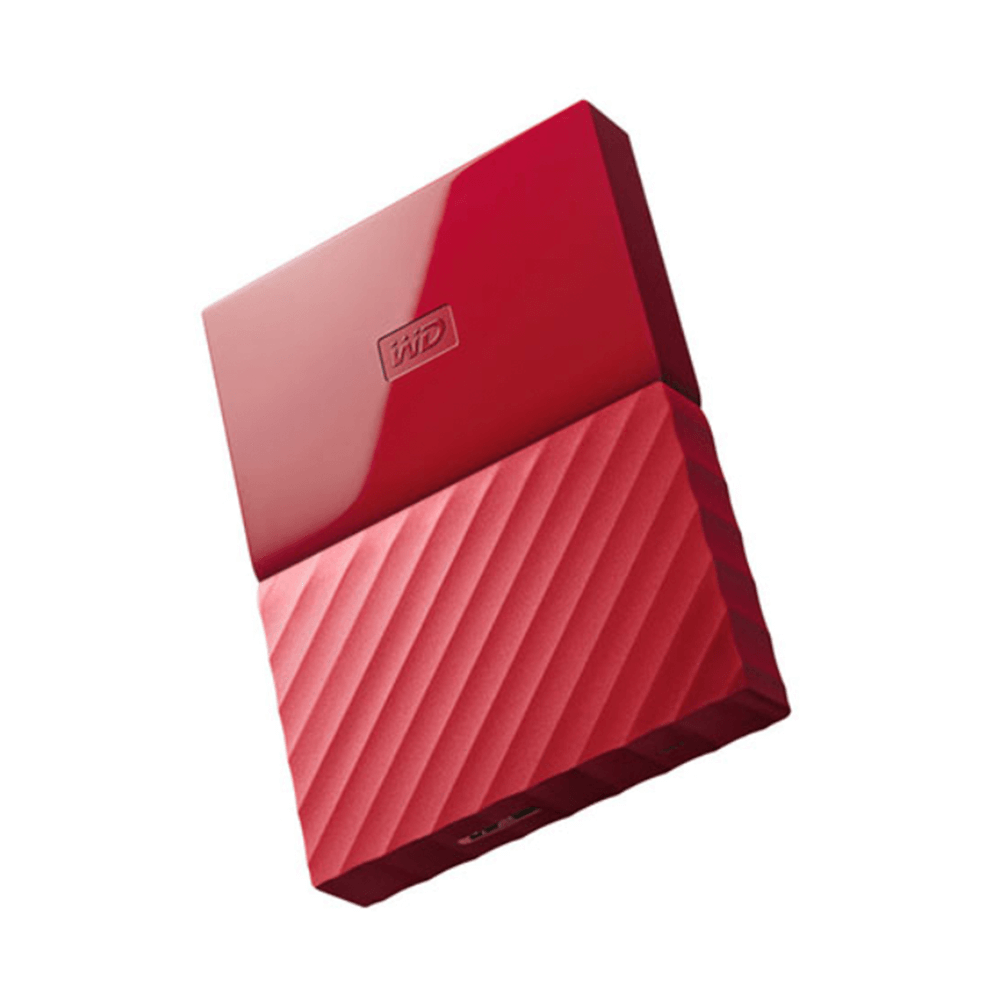 WD My Passport 1TB (Red)
