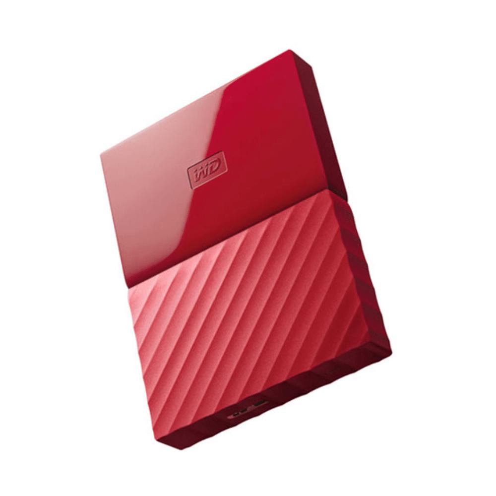 WD My Passport 1TB (Red)
