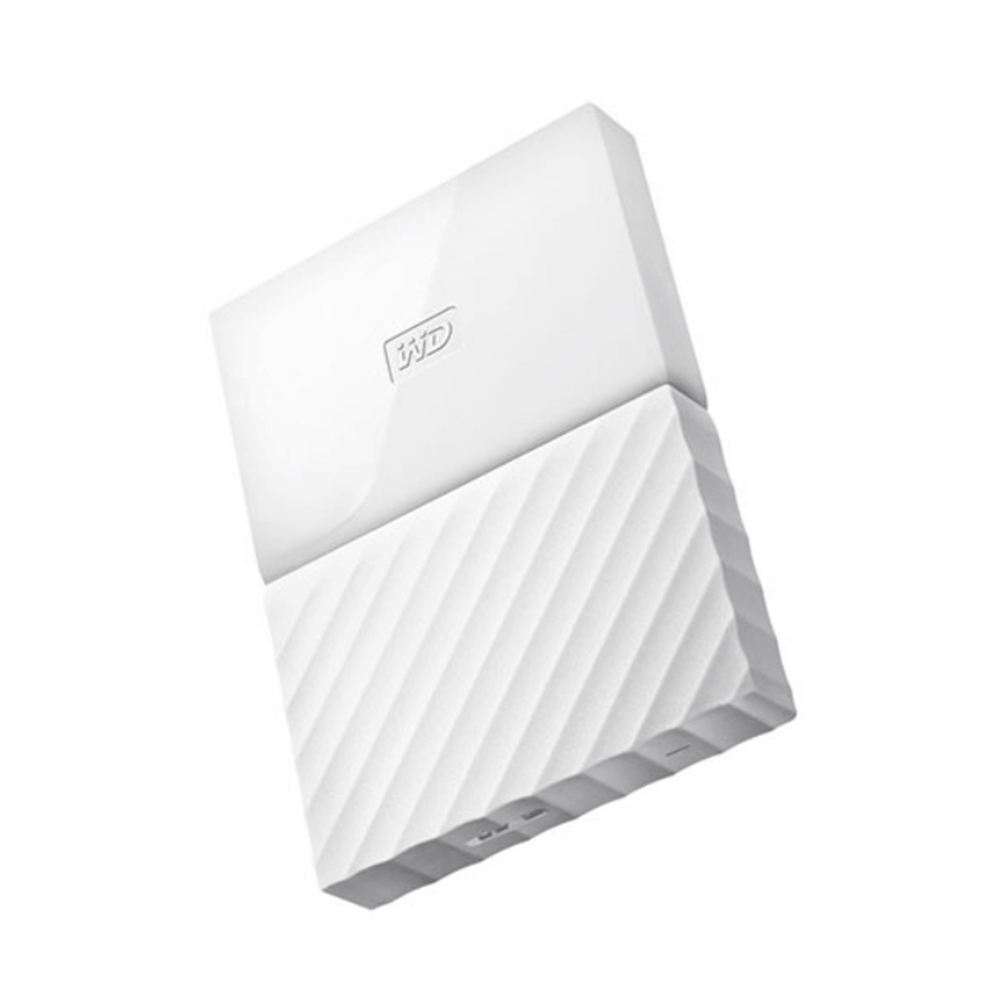 WD My Passport 1TB (White)
